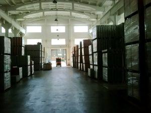 Centro de distribuição Vintage Floor