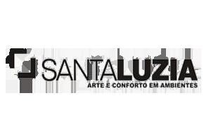 Logomarca Santa Luzia